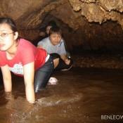 Caving in Gua Tempurung